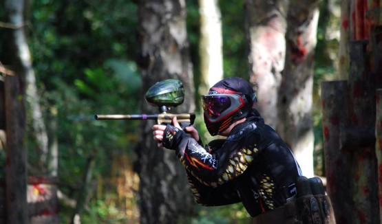 Pro Paintball Games