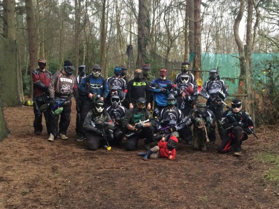 Professional Paintball